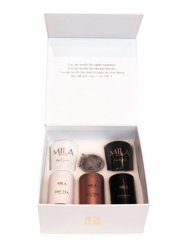 Produit Mila-Accessoire-00771 Tea Box White