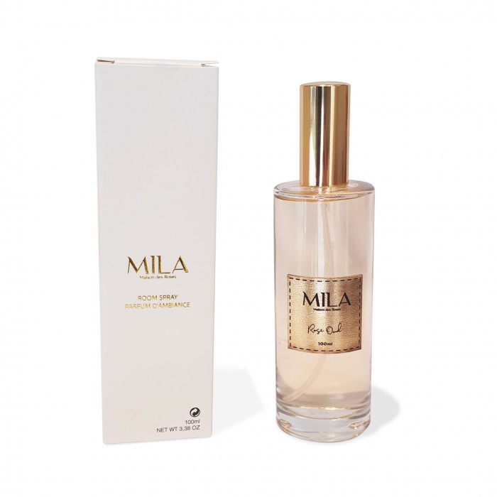 Mila Room Spray - Rose Oud