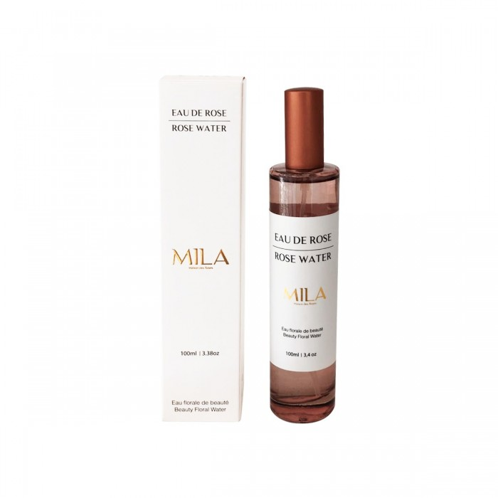 Mila Cosmetics - Rose Water
