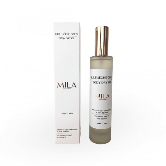 Mila Cosmetics - Organic Dry Oil