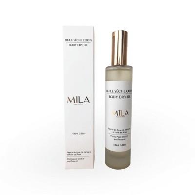 Produit Mila-Accessoire-00961 Mila Cosmetics - Organic Dry Oil