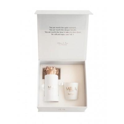 Produit Mila-Accessoire-01010 Mila White Baby Box
