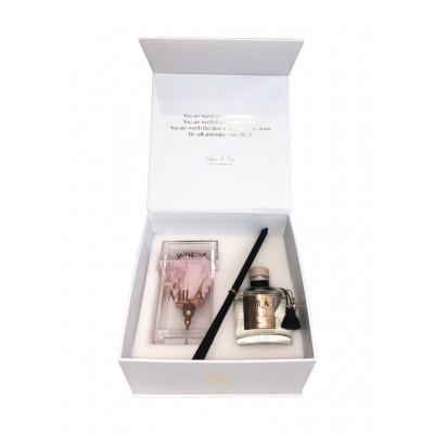 Produit Mila-Accessoire-01011 Mila White Single Box