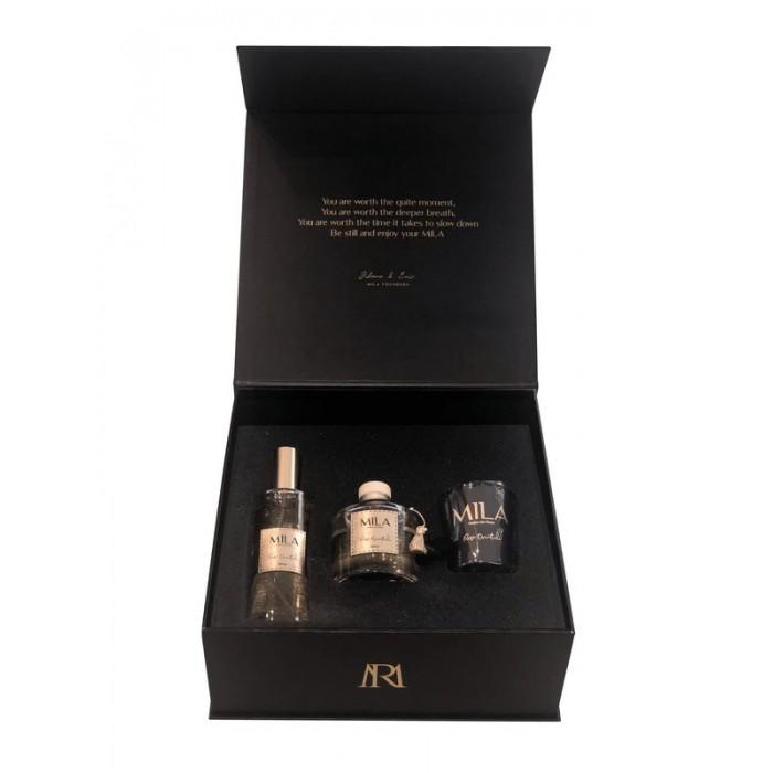 Trio Scent Box Black Edition