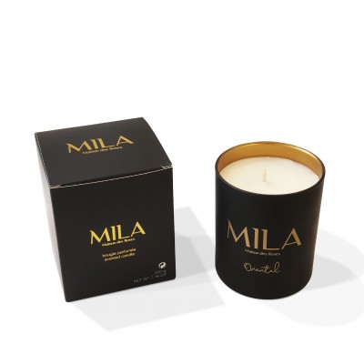 Produit Mila-Bougie-00001 Scented Candle - Oriental - 220g