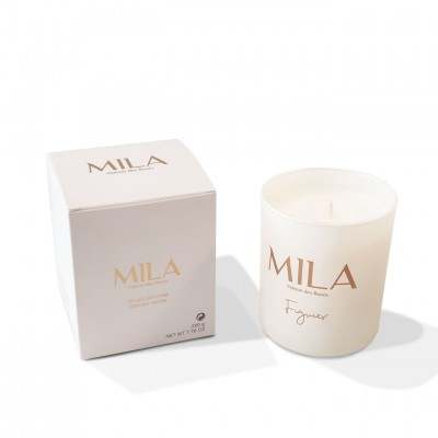 Produit Mila-Bougie-00002 Scented Candle - Figuier - 220g