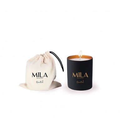 Produit Mila-Bougie-00004 Scented Candle - Figuier - 90g