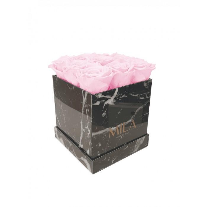 Mila Acrylic Black Marble