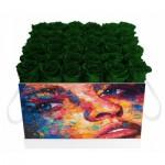 Mila-Roses-01470 Mila Limited Edition Terrin - Emeraude