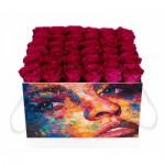 Mila-Roses-01471 Mila Limited Edition Terrin - Fuchsia