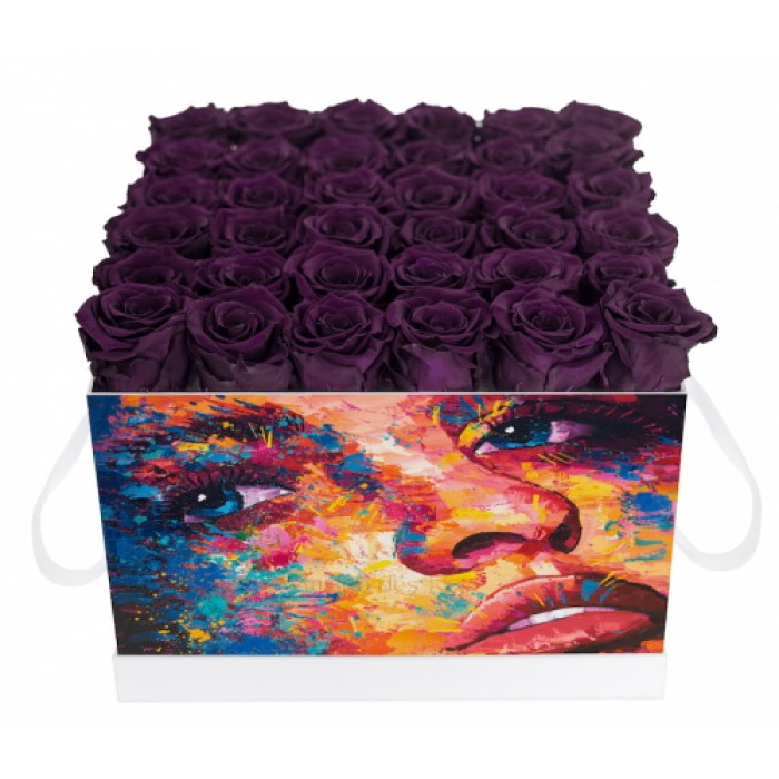 Mila Limited Edition Terrin - Velvet purple