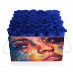 Mila-Roses-01476 Mila Limited Edition Terrin - Royal blue