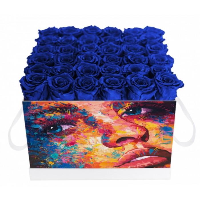 Mila Limited Edition Terrin - Royal blue