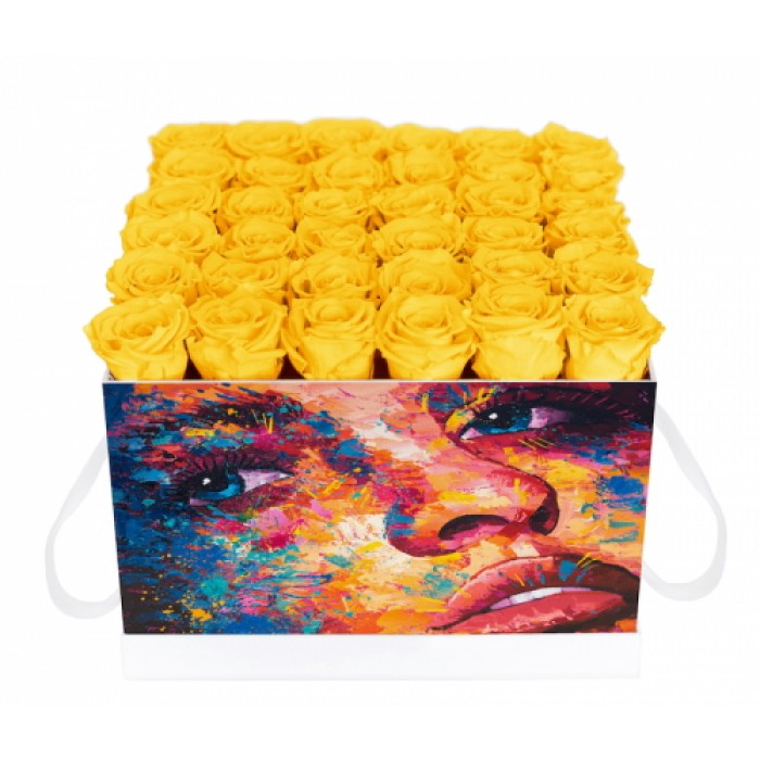 Mila Limited Edition Terrin - Yellow Sunshine
