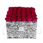 Mila-Roses-01498 Mila Limited Edition Cochain - Fuchsia