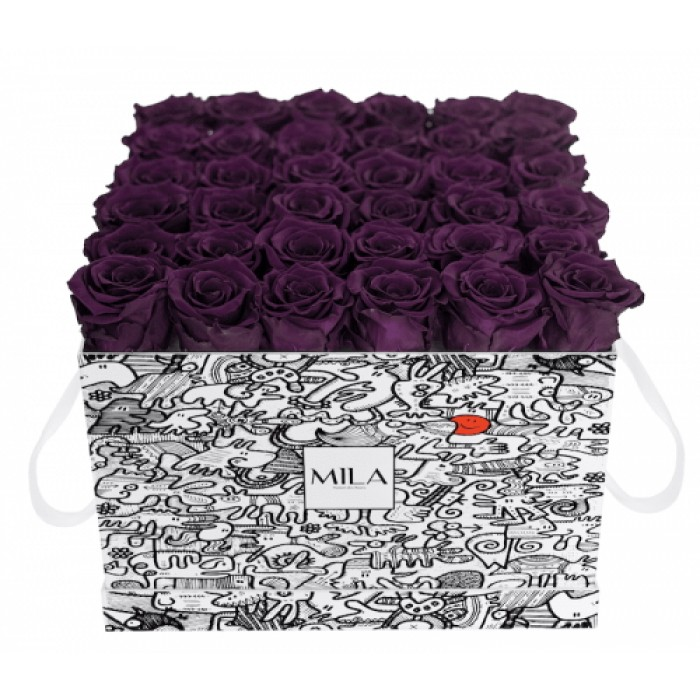 Mila Limited Edition Cochain - Velvet purple