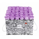 Mila-Roses-01502 Mila Limited Edition Cochain - Lavender