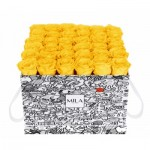Mila-Roses-01506 Mila Limited Edition Cochain - Yellow Sunshine