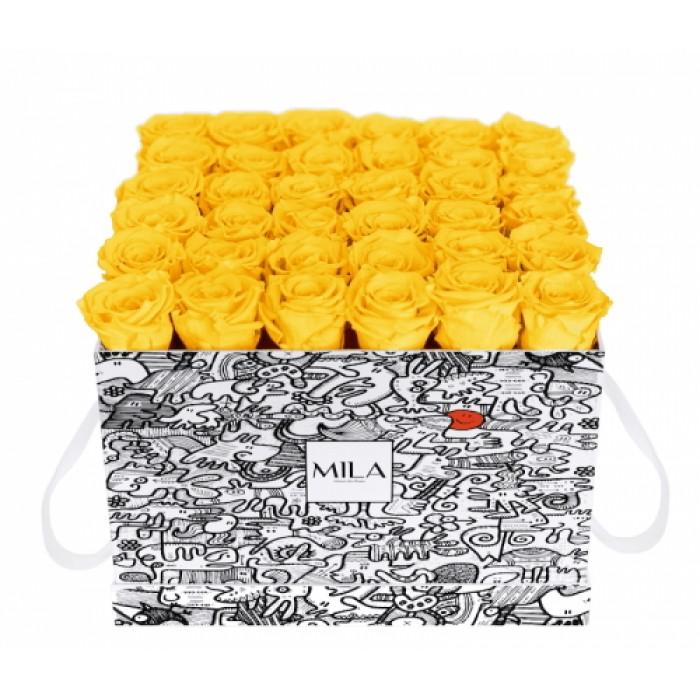 Mila Limited Edition Cochain - Yellow Sunshine