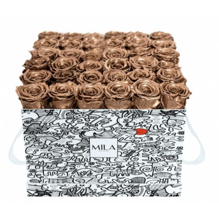Mila Limited Edition Cochain - Metallic Copper