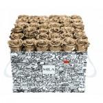 Mila-Roses-01509 Mila Limited Edition Cochain - Metallic Gold