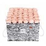 Mila-Roses-01514 Mila Limited Edition Cochain - Pure Peach