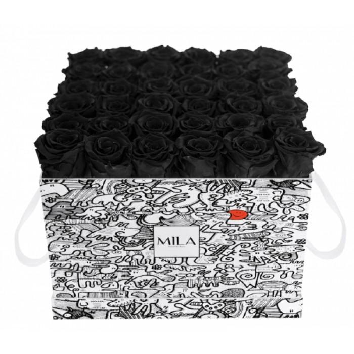 Mila Limited Edition Cochain - Black Velvet