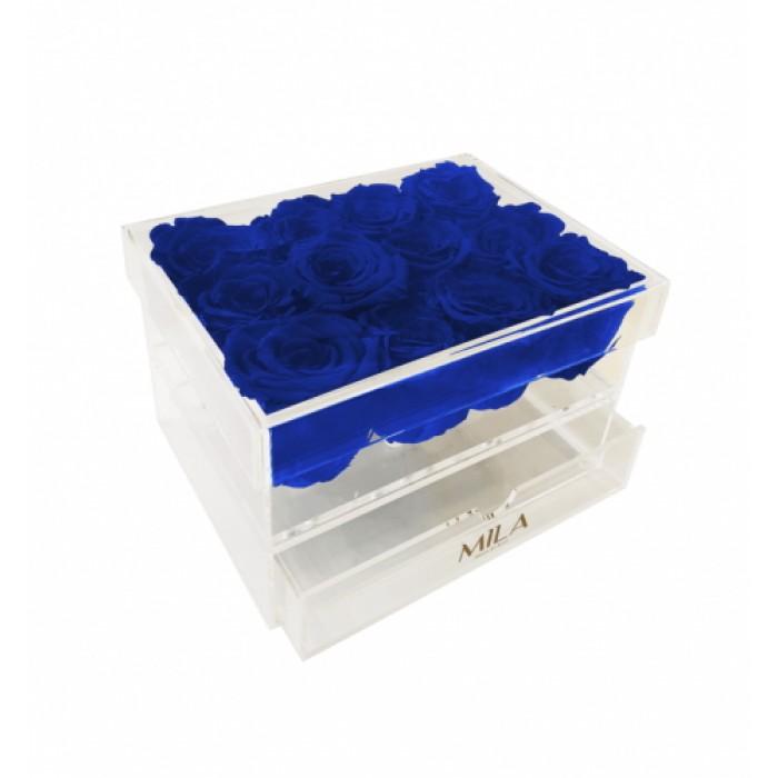 Mila Acrylic Medium Bijou - Royal blue