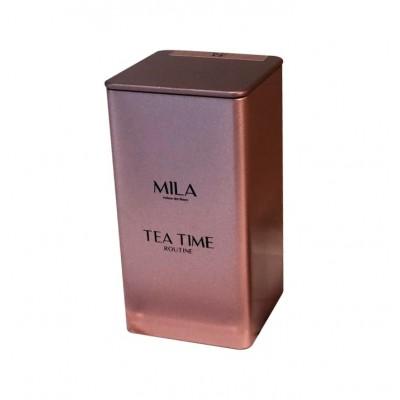Produit Mila-Tea-01005 Mila Tea - Tea Time 50g